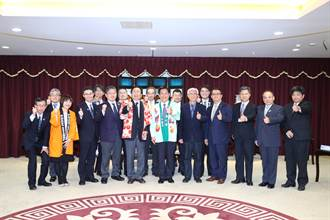 日本青森縣知事拜會台中 林市長盼深化雙邊交流