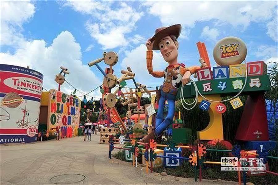 香港迪士尼明起漲價 (圖片/截自香港迪士尼樂園官網)