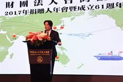 《產業》台灣觀光協會61歲,賴清德:持續具體優化資源