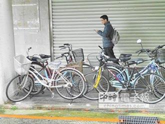 自行車違停拖吊 下月起收費