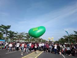 OPEN!大氣球遊行 高雄夢時代大道熱鬧登場