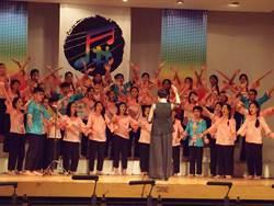 麟洛國中鄉土歌謠合唱賽 獲全國賽代表權