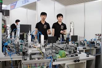 台科大舉辦全國工業4.0專題競賽 科技大廠現場徵才