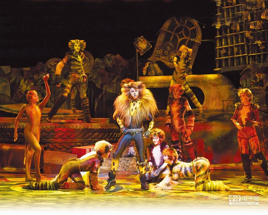 百老匯經典音樂劇《貓》暌違8年重返台灣舞台,讓粉絲們引頸期盼。