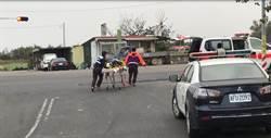 重機車隊南下做公益 回程失控撞邊坡送醫身亡