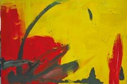吳日勤 完美詮釋東方抽象藝術