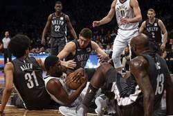 NBA》籃網又輸!想進季後賽難度越來越高