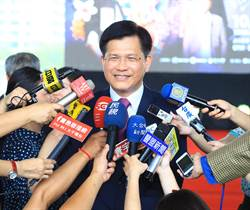 修改《空汙法》 林佳龍將擔任中部7縣市發言人