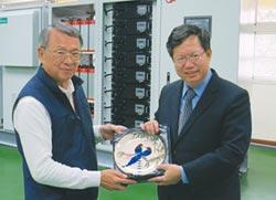 中興電工促桃市採氫能燃料電池
