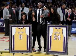 NBA》兩件球衣五座冠軍  布萊恩榮耀之夜