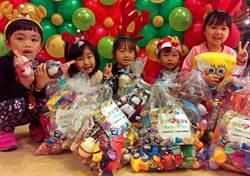 玩具總動員!美和科大回收舊玩具義賣助貧生