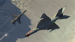F-5E和MiG-21 誰才是輕戰機之王?