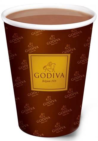 全台搶熱巧克力  7-11也能喝到熱騰騰的Godiva熱巧克力