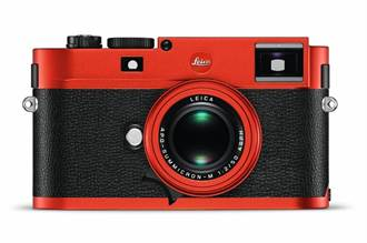 別緻又亮眼 徠卡M紅色特別版限量款上市