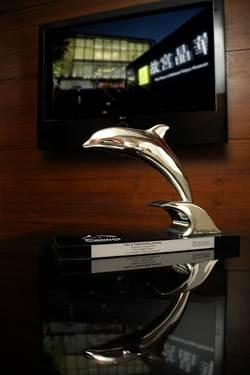 《觀光股》故宮晶華形象影片,獲坎城企業媒體銀海豚獎