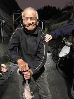 老翁縱火逃逸 燙傷自己回租屋處落網