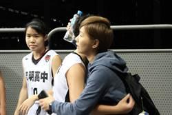 HBL》忠明6金釵擁抱教練 「沒有她就沒有我們」