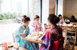 吃到飽業者玩很大 現推出「正統日式浴衣」體驗