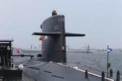 我海軍擬砸74億 升級服役30年的劍龍級潛艦
