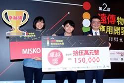 遠傳物聯網大賽 MIS KO抱走15萬