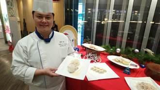 台中公園智選假日飯店推「聚坊聖誕‧白色饗宴」