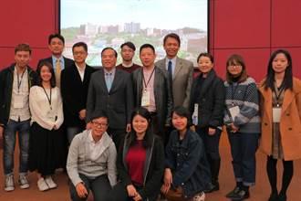 香港媒體團親身參訪 港生最愛義守大學