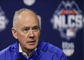 MLB》大都會續簽總管不補強 引球迷炮轟