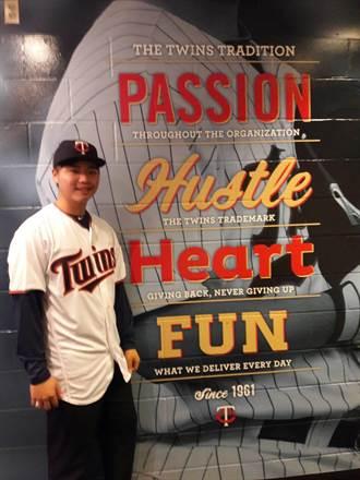 MLB》追隨胡智為腳步 19歲小將旅美進雙城