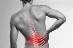 3大姿勢別再犯 對脊椎傷害最大