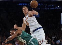 NBA》諾威茲基力挺 波爾金吉斯成就無限