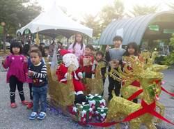 斗六柚子公園舉辦耶誕義賣 所得捐給雲林家扶