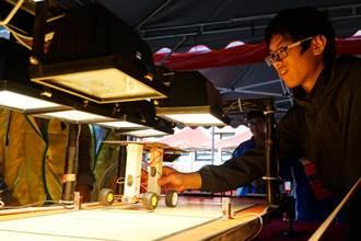 全國高中職迷你太陽能車競賽 大葉大學登場