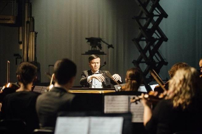 《遊俠列傳─TCO電玩音樂會》由林奕汎親自作曲並擔綱協奏演出。