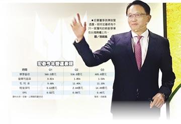 陳俊聖領軍 宏碁毛利率13年新高