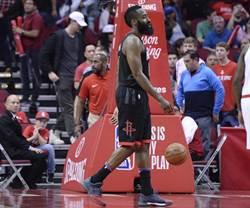 NBA》火箭針對前役誤判提抗議 聯盟認錯了