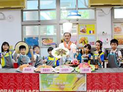 中市新課綱Edu-Buffet課程登場近千位教師齊聚研討