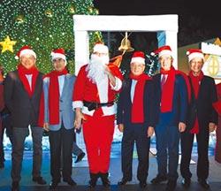 中信金融園區 辦耶誕童話冒險