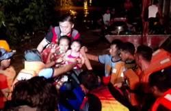 天秤侵襲菲南 增至182死153失蹤