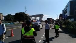 蘇澳遊覽車擦撞機車 老婦遭輾身亡