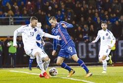 冰島足球奇蹟