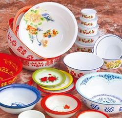 宮廷藝品搪瓷 隋唐時由歐洲傳入
