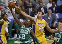 NBA》交易流言傷害湖人?波格特:大家很沮喪