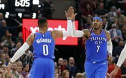 NBA》睜眼說瞎話!安森尼:從沒想過跳槽火箭