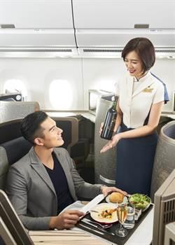5連霸!華航蟬聯北亞最佳航空