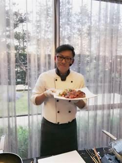型男主持詹姆士 「晶硯」公開耶誕料理作法