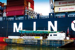 業界、家族集氣 台灣海運業撐過大低潮