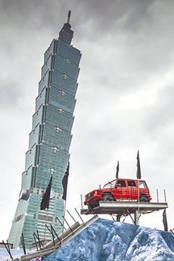 Benz G-Class純正越野血統