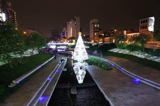台中市柳川光景藝術 續展至明年3月