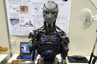 日本先進人型機器人 可做運動練體操