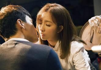 周曉涵吻2男收視創新高 「強鐵CP」放話破2「男男吻」給你看